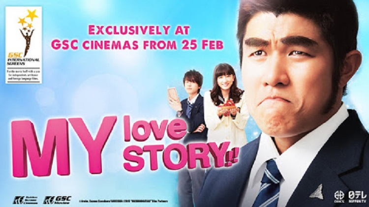 My Love Story phim Nhật Bản hay
