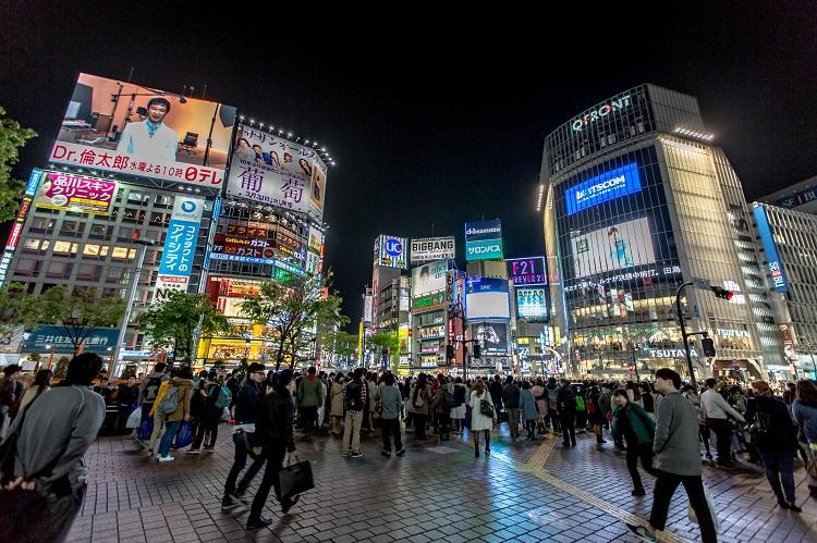 Trung tâm mua sắm Nhật Bản Shibuya – Tokyo