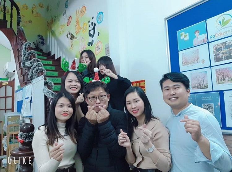 Trung tâm tiếng Hàn KoEdu - trung tâm dạy tiếng Hàn ở Hà Nội