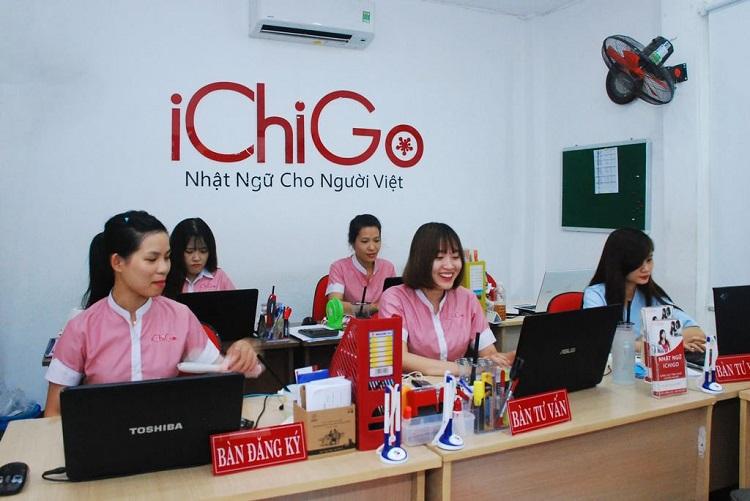 Trường Nhật ngữ iChiGo - trung tâm dạy tiếng Nhật ở TPHCM
