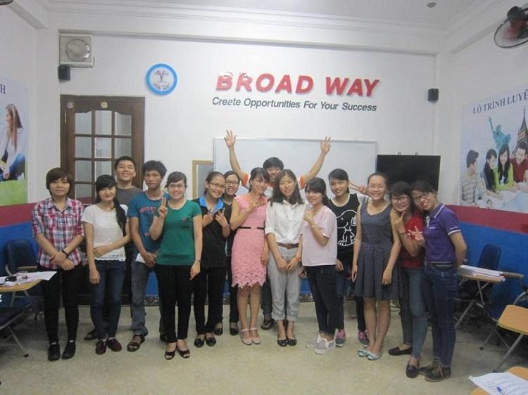 Trung tâm Ngoại ngữ quốc tế Broad Way Đà Nẵng
