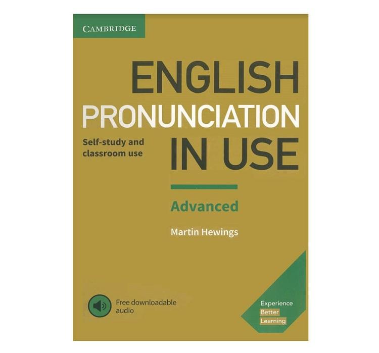 Link tải English Pronunciation in Use Advanced